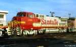 ATSF 555--New B40-8W